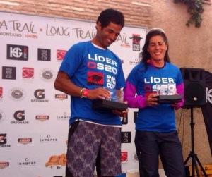 Spain Ultra Cup:  Campeones Gerard Morales y Alicia Chaveli